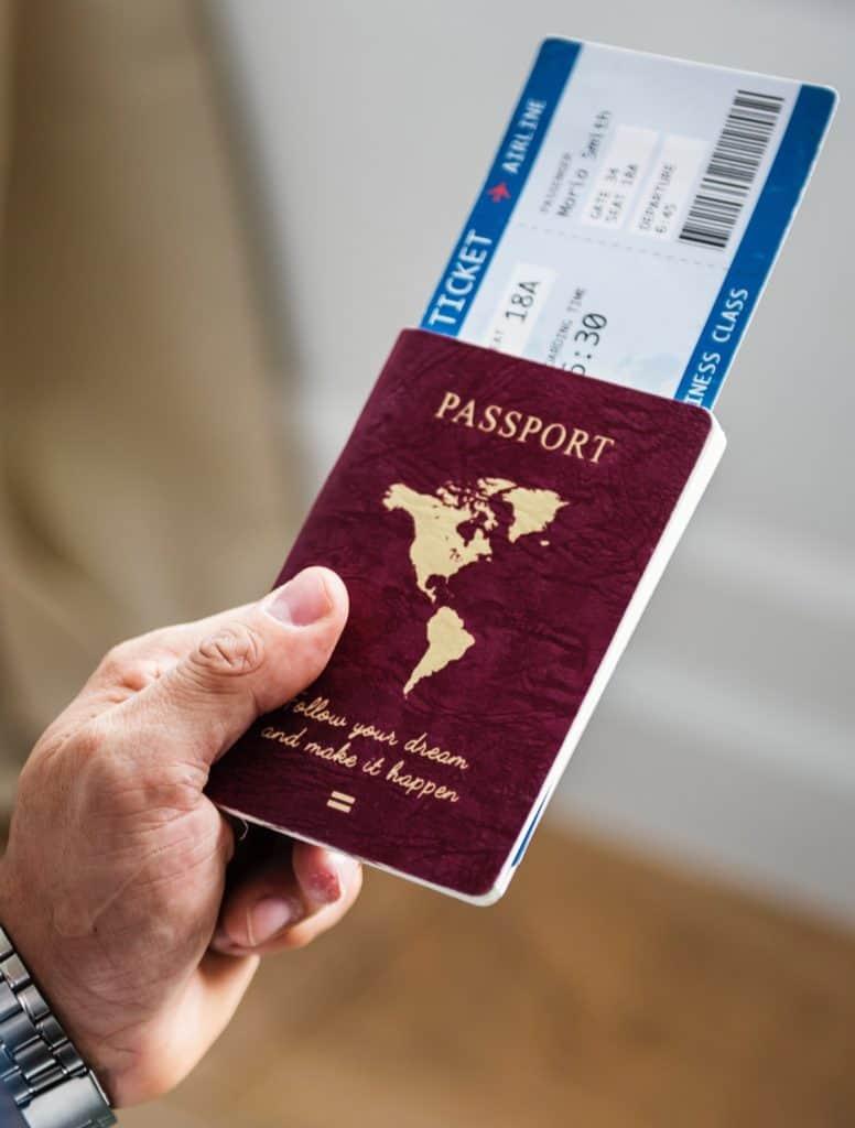 billet og pas