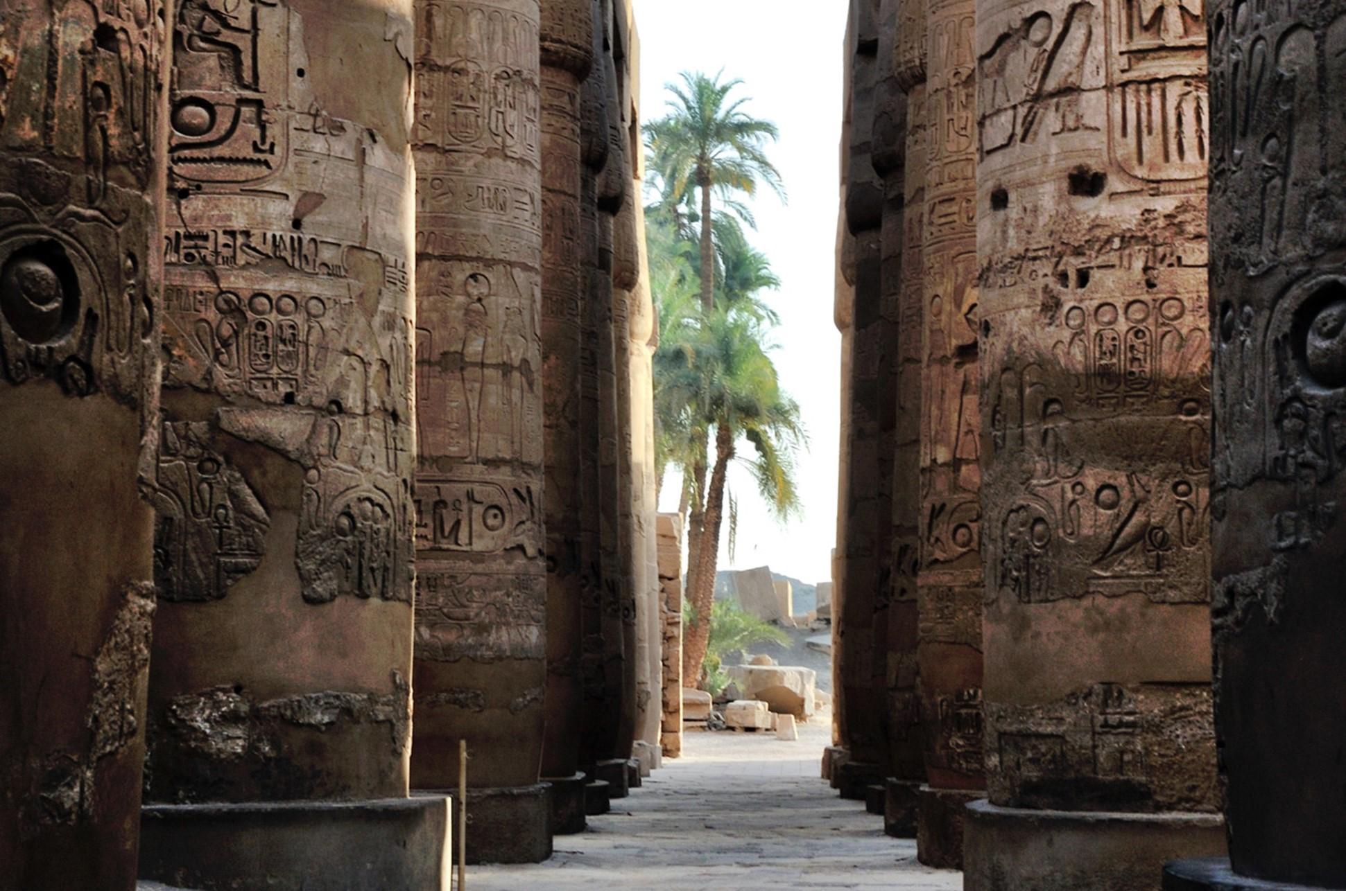 Afbudsrejser til Egypten