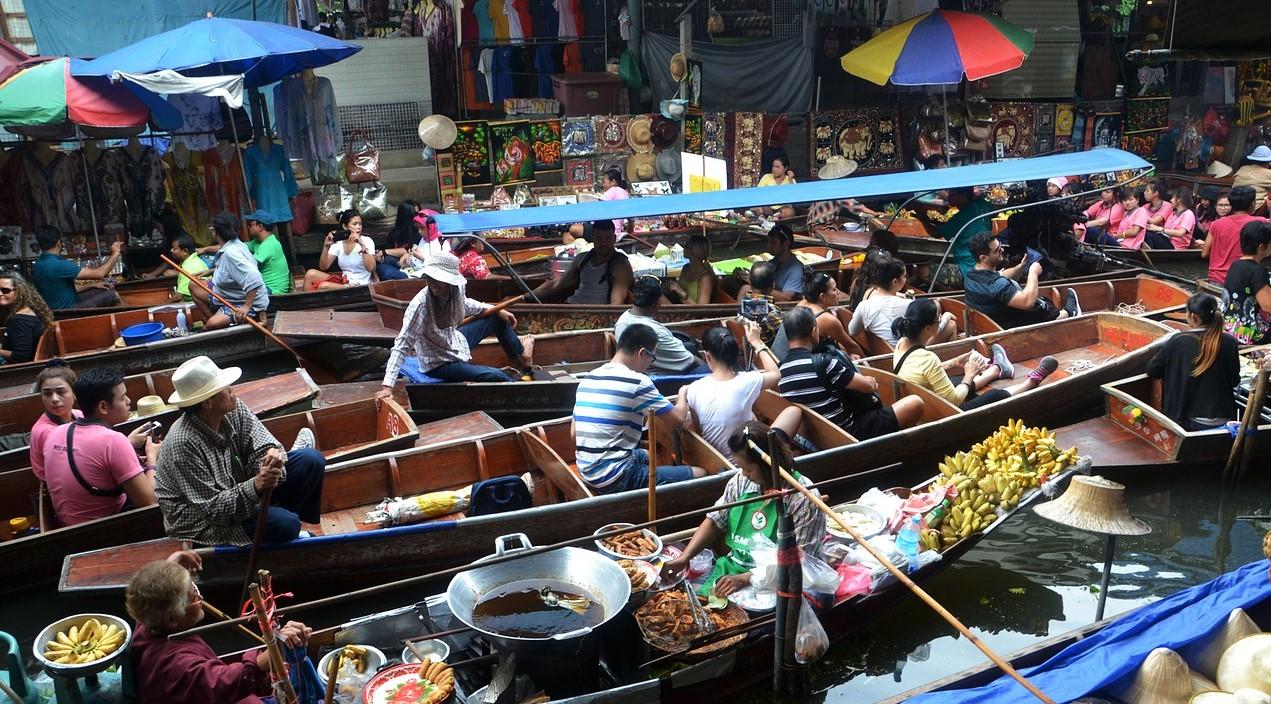 Afbudsrejser til Thailand