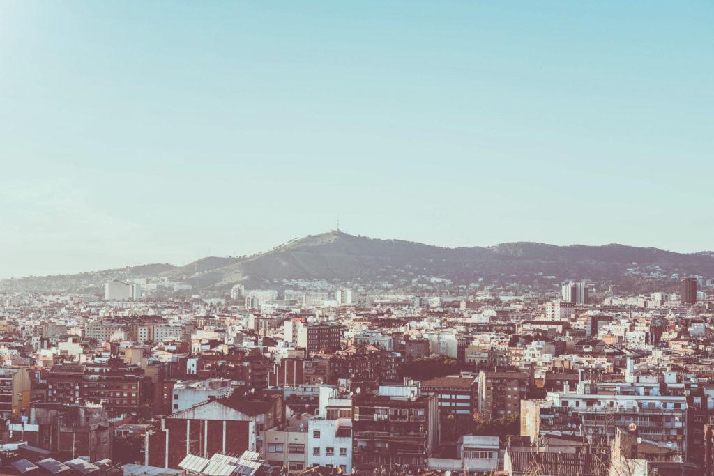 Rejser til Barcelona