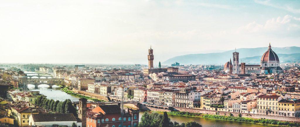 Rejser til Italien
