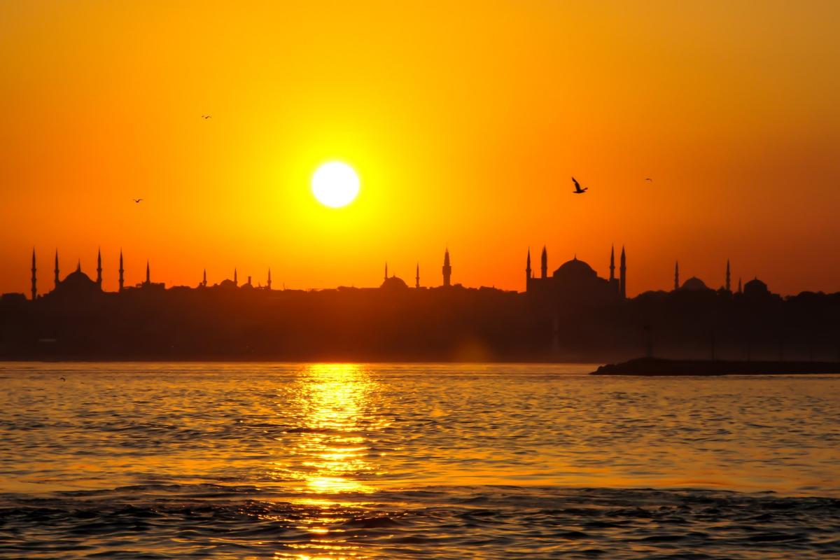 afbudsrejser til istanbul