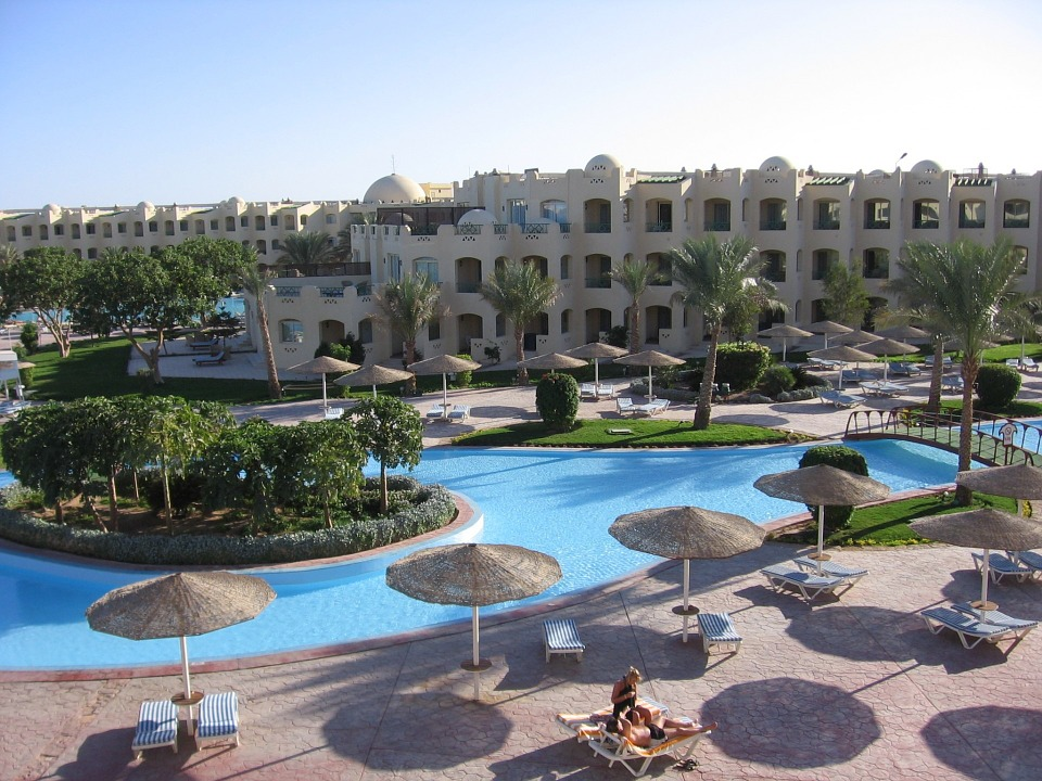 Rejser til Hurghada