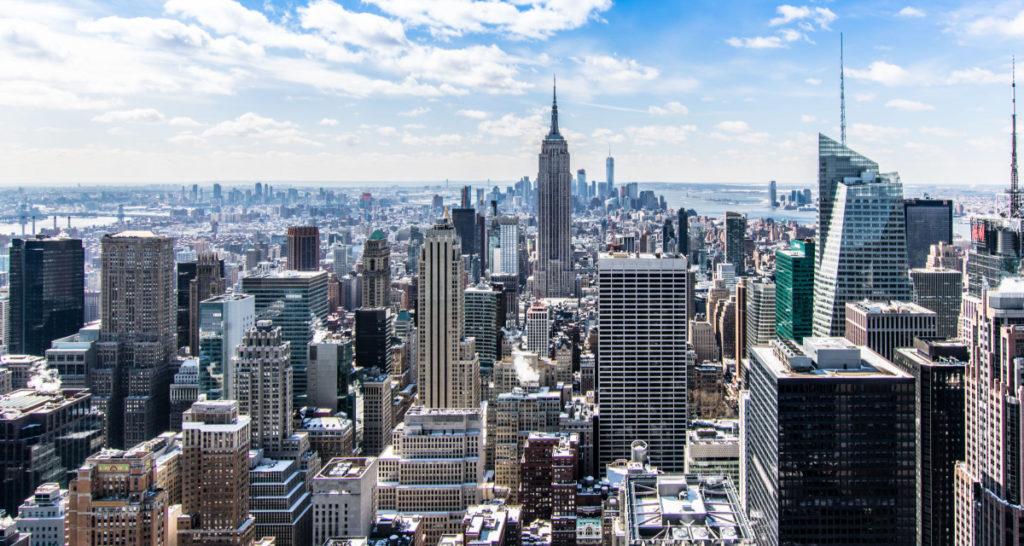 Rejser til New York
