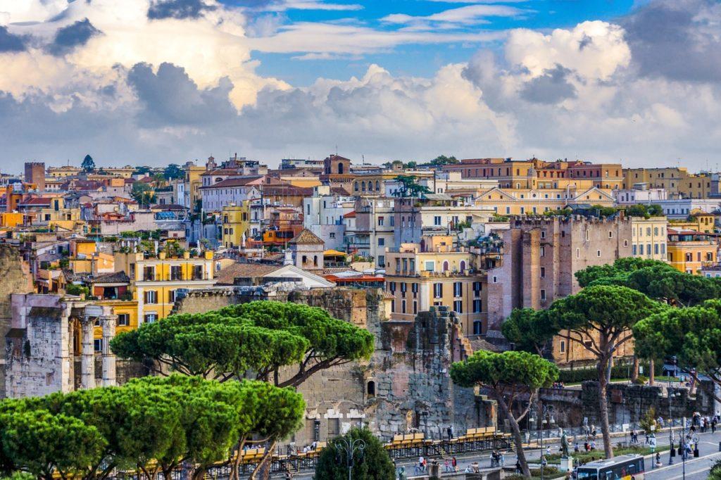 Rejser til Rom