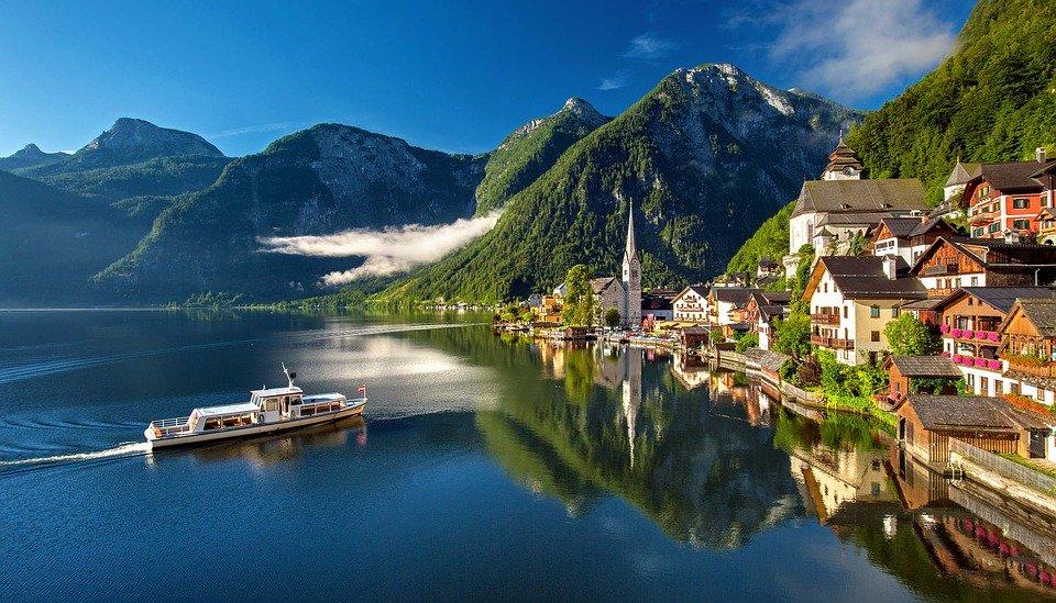 Rejser til Østrig