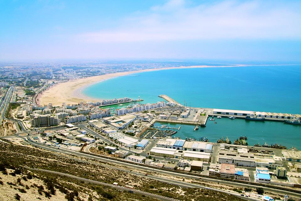 Rejser til Agadir