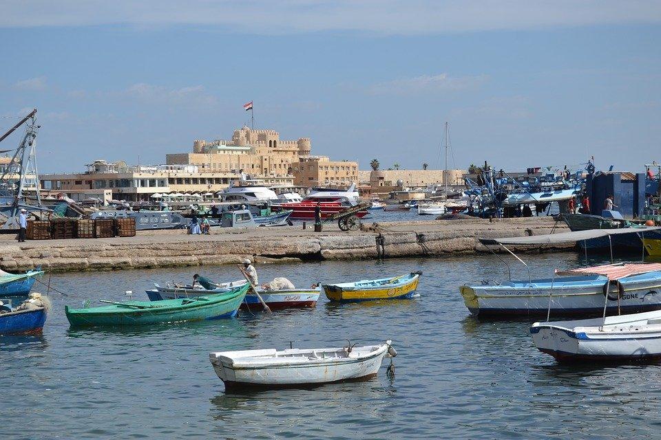 Rejser til Alexandria