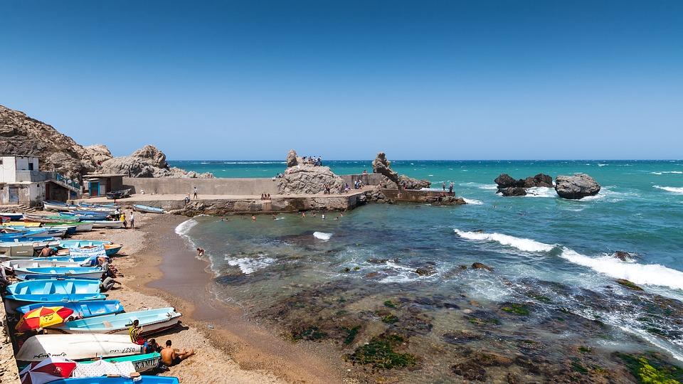 Rejser til Algeriet