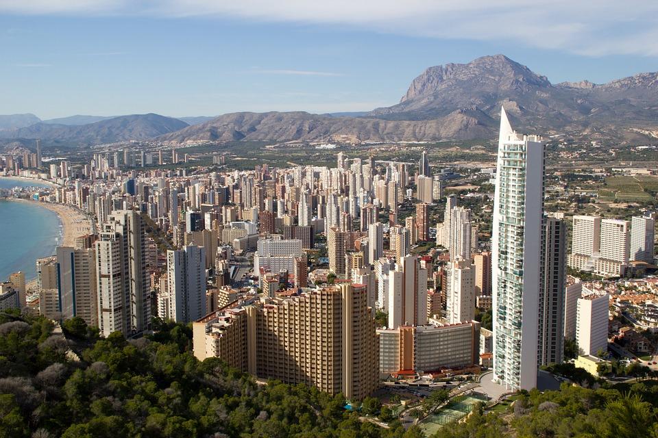 Rejser til Alicante