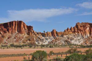 Rejser til Alice Springs