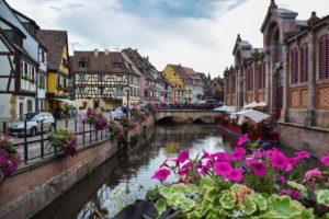 Rejser til Alsace
