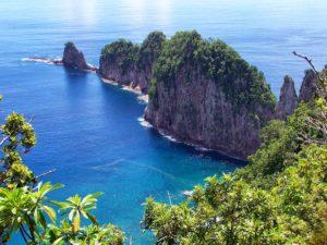 Rejser til Amerikansk Samoa