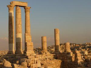Rejser til Amman