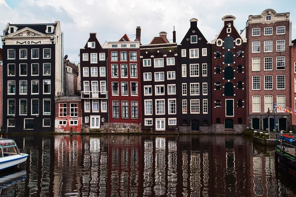 Rejser til Amsterdam