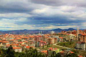 Rejser til Ankara