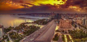 Rejser til Aserbajdsjan