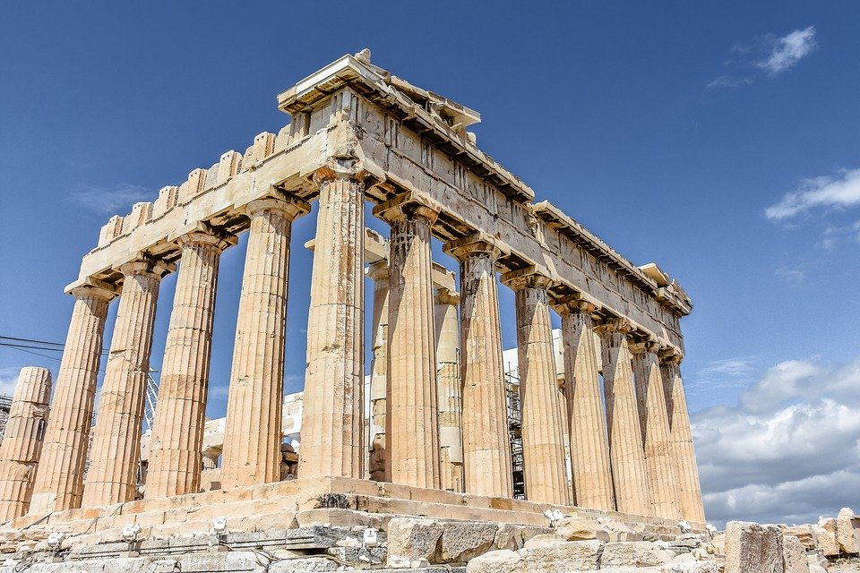 Rejser til Athen
