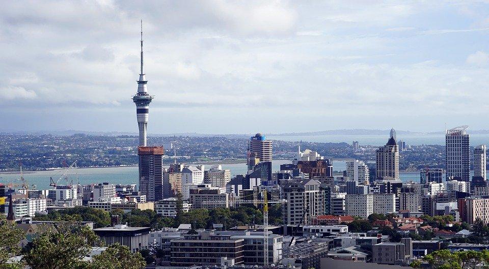 Rejser til Auckland