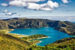 Rejser til Azorerne