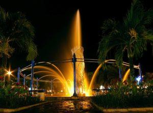Rejser til Balikpapan