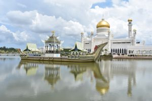 Rejser til Brunei
