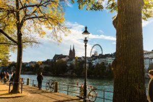 Rejser til Basel
