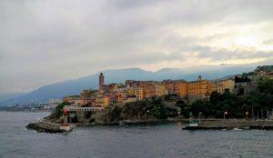 Rejser til Bastia