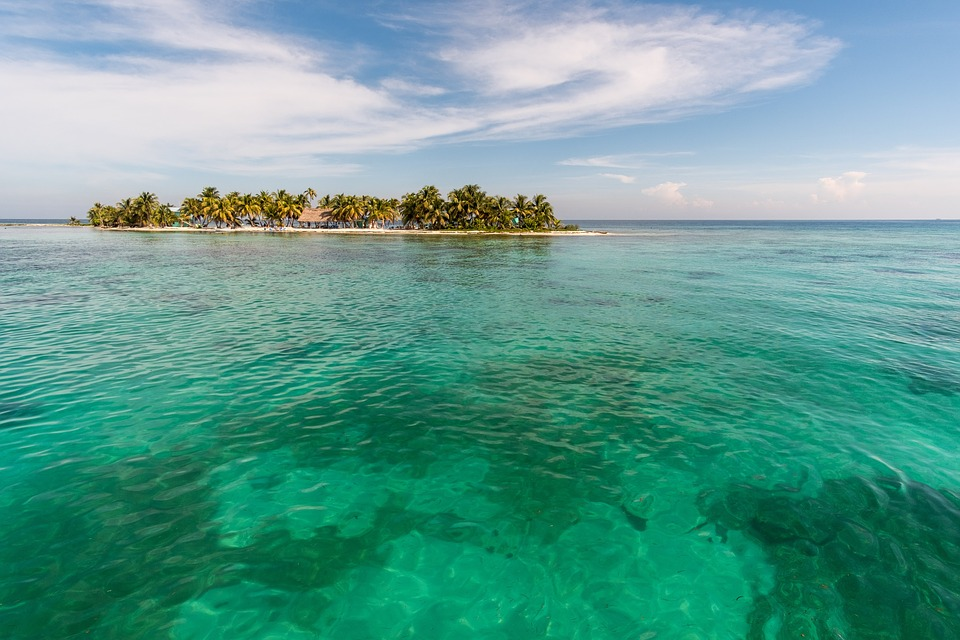 Rejser til Belize