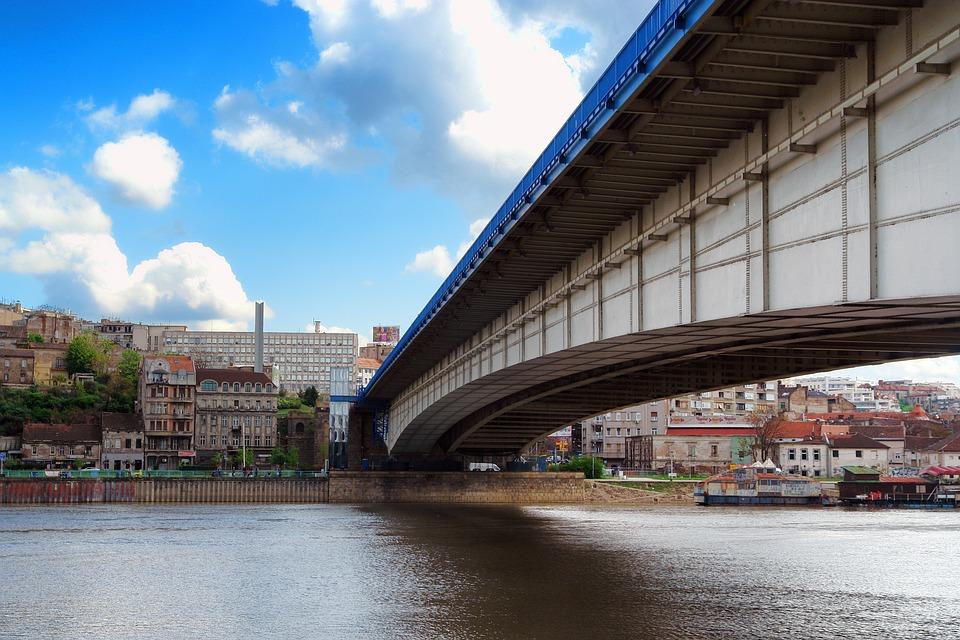Rejser til Beograd