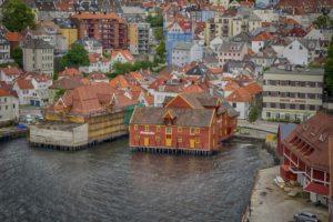 Rejser til Bergen
