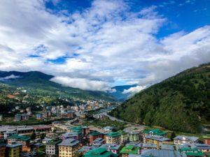 Rejser til Bhutan