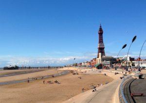 Rejser til Blackpool