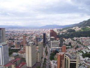 Rejser til Bogota