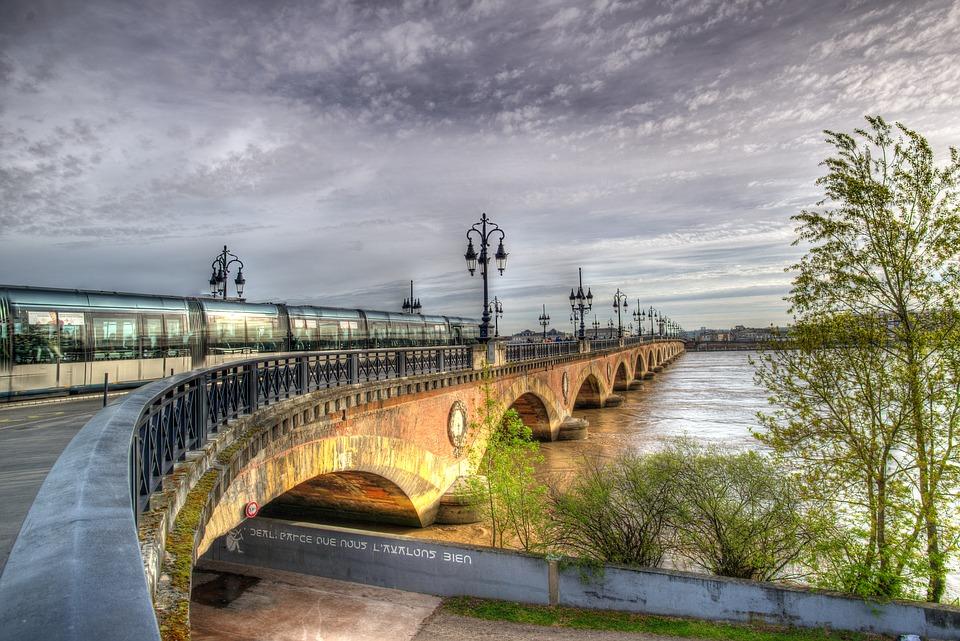 Rejser til Bordeaux