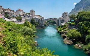 Rejser til Bosnien-Hercegovina