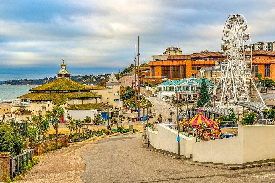 Rejser til Bournemouth