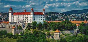 Rejser til Bratislava