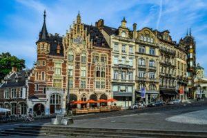 Rejser til Bruxelles