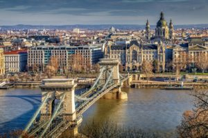 Rejser til Budapest