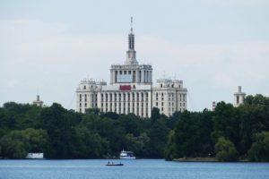 Rejser til Bukarest