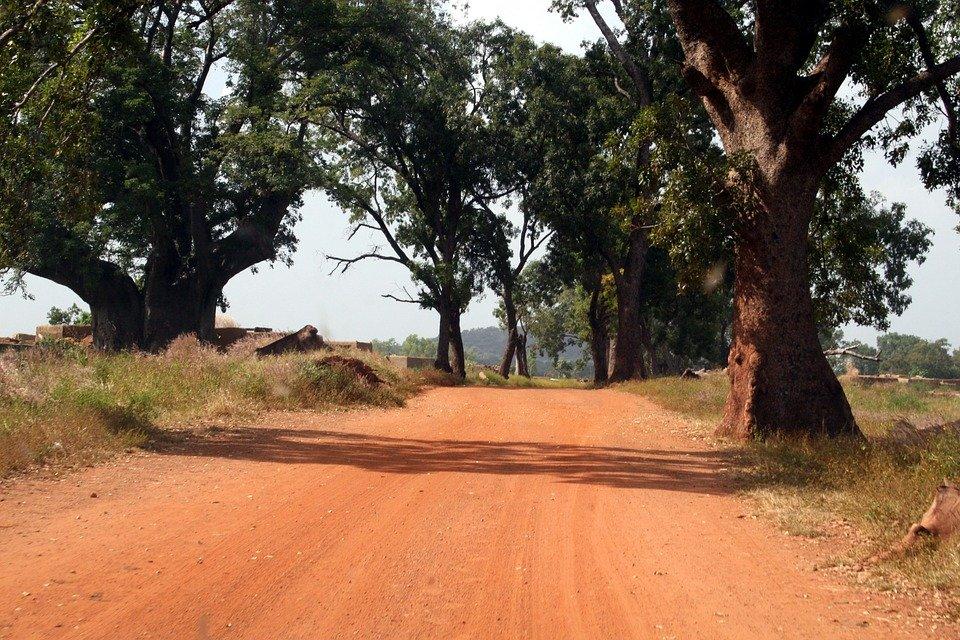 Rejser til Burkina Faso