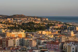 Rejser til Cagliari