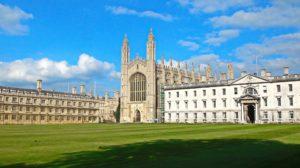 Rejser til Cambridge