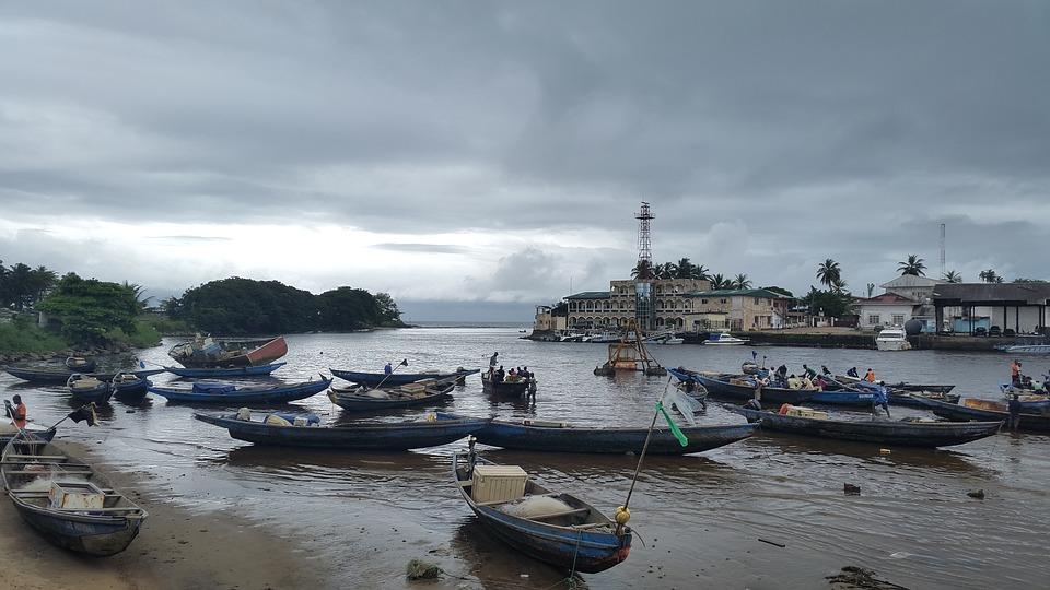 Rejser til Cameroun
