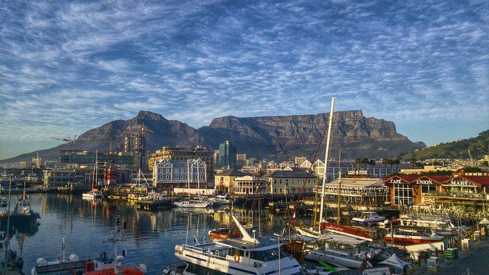 Rejser til Cape Town