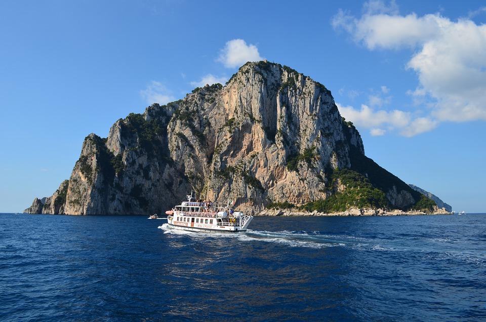 Rejser til Capri