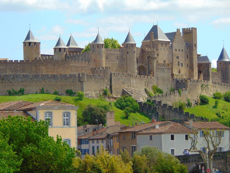 Rejser til Carcassonne