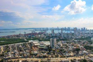 Rejser til Cartagena