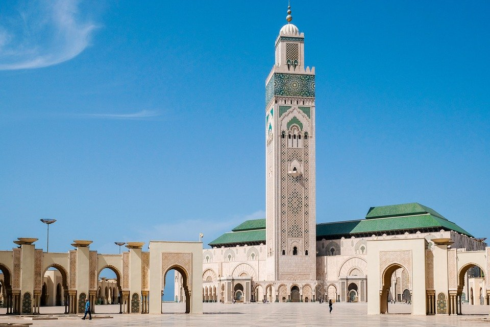 Rejser til Casablanca